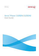 Xerox Phaser 3320DNI page 1
