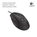 Logitech Optical Gaming G400 sivu 1