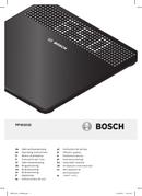 página del Bosch PPW1010 AxxenceCrystal 1
