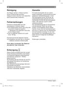 página del Bosch PPW1010 AxxenceCrystal 5