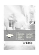 Bosch PPW2000 AxxenceClassic pagina 1
