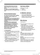 Pagina 4 del Bosch PPW3105 AxxenceEasy