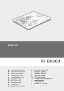 página del Bosch PPW3301 AxxenceSlimLine 1