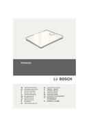 Bosch PPW3300 AxxenceSlimLine pagina 1