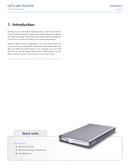 LaCie Petit Hard Disk pagina 4
