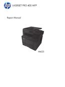 HP LaserJet Pro 400 MFP M425DN side 1