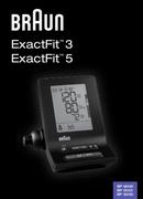 Braun ExactFit 3 BP6000 pagina 1