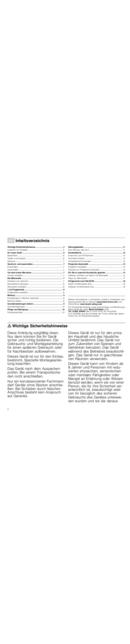 Bosch HMT85MR23 pagina 2