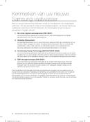 Página 2 do Samsung DW-SG720