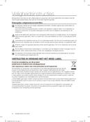 Página 4 do Samsung DW-SG720