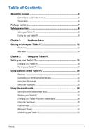 Asus VivoTab TF810C-1B052W sivu 3