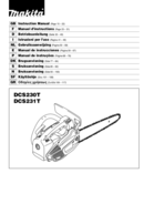 Makita CS230TC page 1