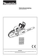 Makita DCS4630 side 1