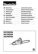 Makita UC3520A page 1