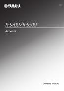 Yamaha R-S700 sivu 1