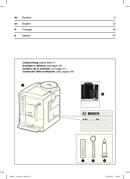 Pagina 2 del Bosch TES50129RW