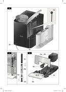 Pagina 4 del Bosch TES50129RW
