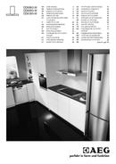 AEG DD6690-M sivu 1