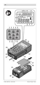 página del Bosch PLR 25 2