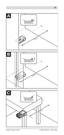 página del Bosch PLR 25 3