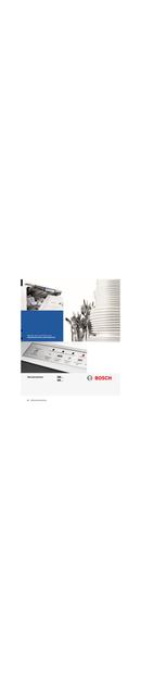Bosch SBV90E00 pagina 1
