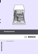 Bosch SKE63M05 pagina 1