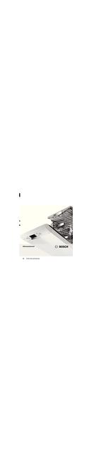 Pagina 1 del Bosch SKS51E01