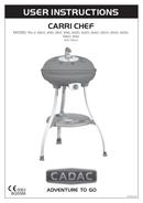Cadac Carri Chef 2 BBQ/Skottel Combo pagina 1