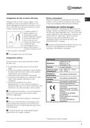 Indesit DFG 050 side 3