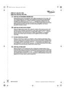 Página 1 do Whirlpool AKR 812 IX