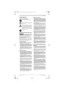 página del Bosch AHS 65-34 5