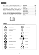 Makita HTR4901 side 2