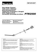 Makita PTR2500 side 1