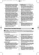 página del Metabo HS 8865 Quick 3