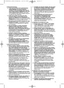 página del Metabo HS 8865 Quick 5