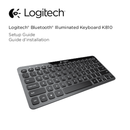 Logitech Illuminated Keyboard K810 sivu 1