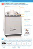Página 2 do Magimix La Turbine a Glace