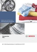 Bosch 6 Avantixx WAQ28463NL pagina 1