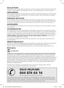 página del Solis SWISSPerfection 440 4