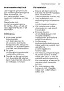 Bosch SME65N00EU page 5