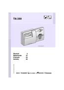 página del Bosch TA 250 1