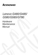 Lenovo IdeaPad G780 M84B2MH sivu 1