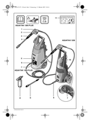 Pagina 3 del Bosch Aquatak 1250 Plus
