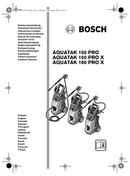 Pagina 1 del Bosch Aquatak 150