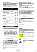 Kärcher G 7.10 M sivu 3