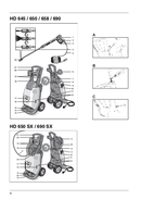 Página 4 do Kärcher HD 645