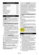 Página 3 do Kärcher K 2.100