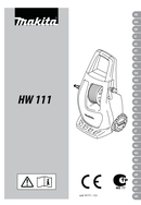 Makita HW111 side 1