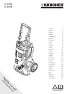 Kärcher K 3.550 EU sivu 1