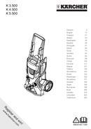 Kärcher K 4.500 M T200 sivu 1